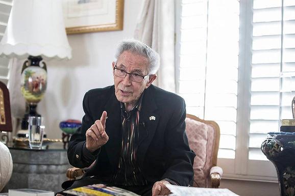 Holocaust Survivor Talk: Ben Lesser