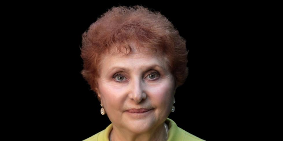 Holocaust Survivor Talk: Erika Fabian