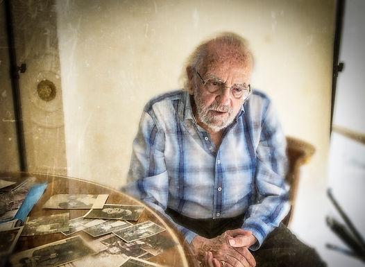 Holocaust Survivor Talk: Louis Fogelman