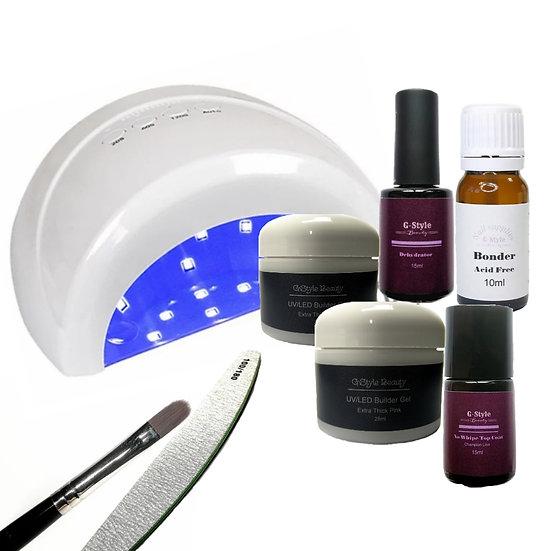 UV/LED FRENCH STARTER KIT