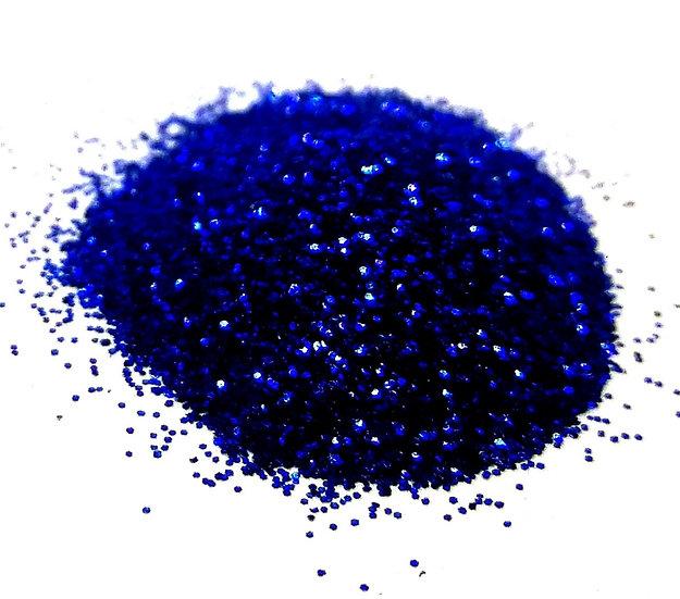 Dark Blue Glitter Dust 2g