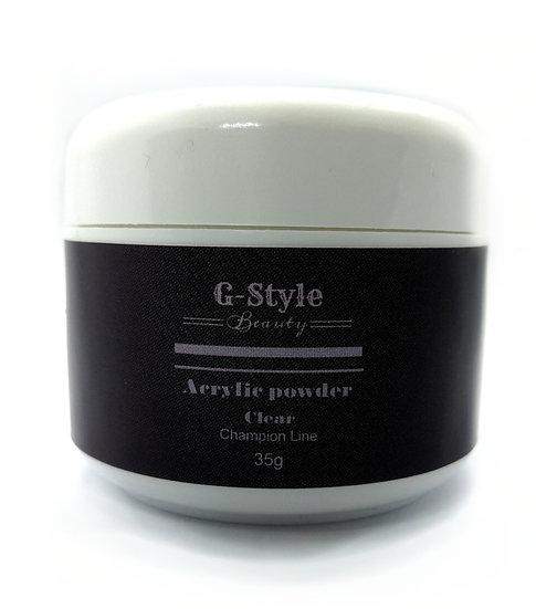 Champion Line Acrylic Powder Clear 35g/70g