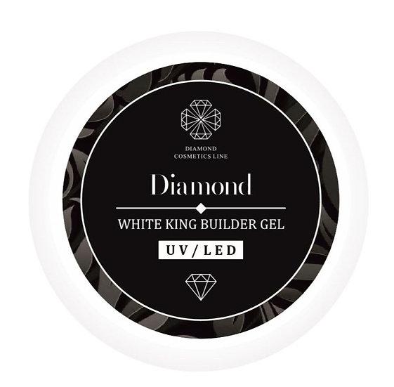UV Gel White King Builder 15ml / 30ml