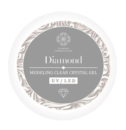 UV Modeling Gel Clear Crystal 30ml / 50ml