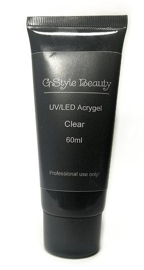 UV/LED ACRYGEL / CLEAR 60ML