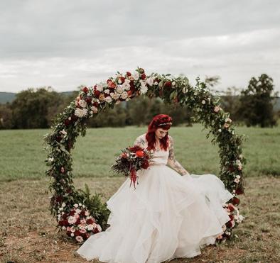 September Spotlight: Wildflower Weddings