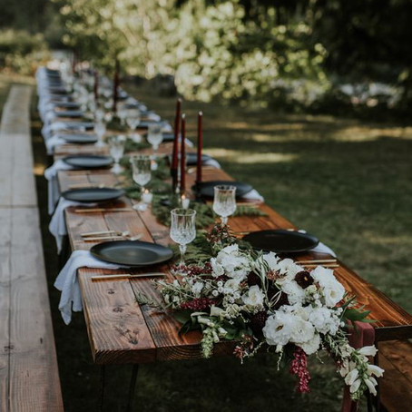 Our Favorite Fall Wedding Trends for 2019