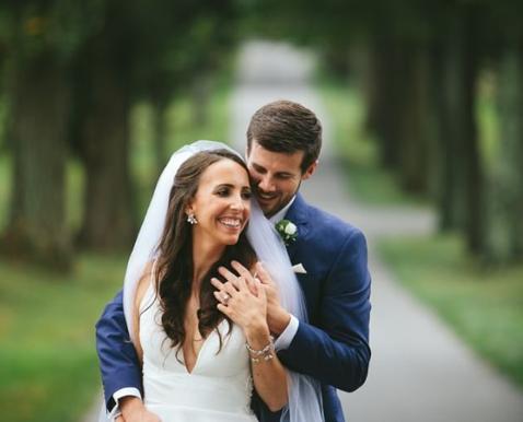 Carson & Rheanne's Wedding at Belmont Manor