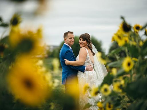 Laura and Adam's Jewish Vineyard Wedding