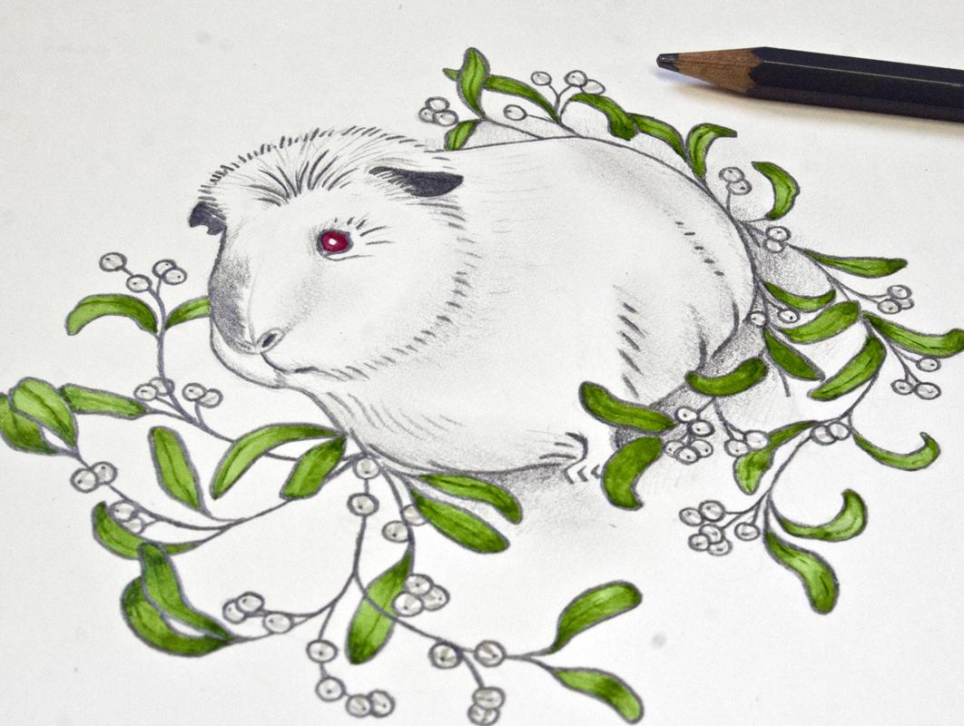 Lady Mistletoe