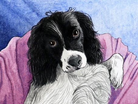 Portrait of Millie
