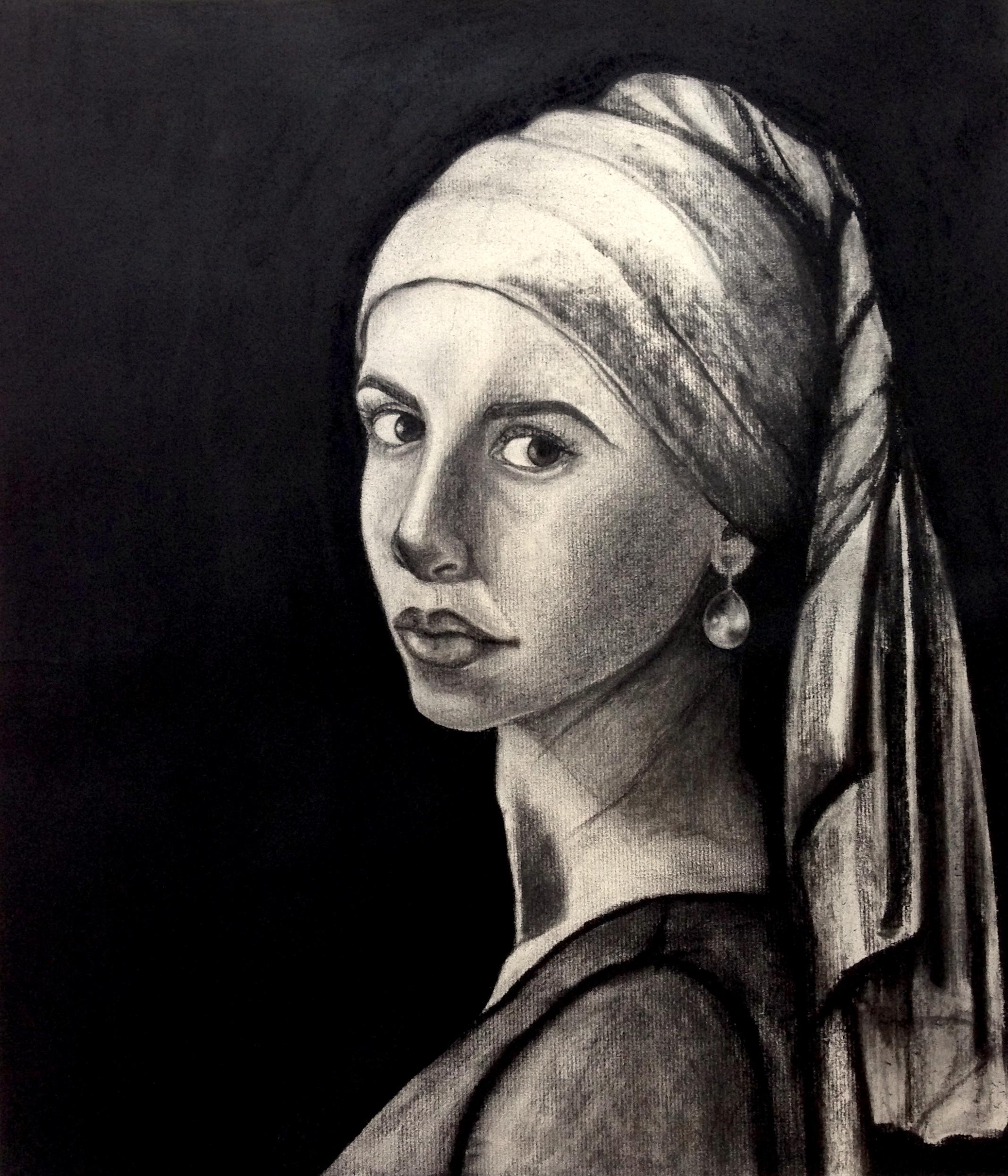 Self Portrait Vermeer