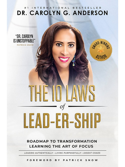 The 10 Laws of LeaderSHIP