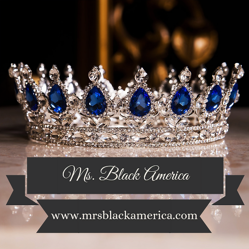 Ms. Black America Sr. 2019