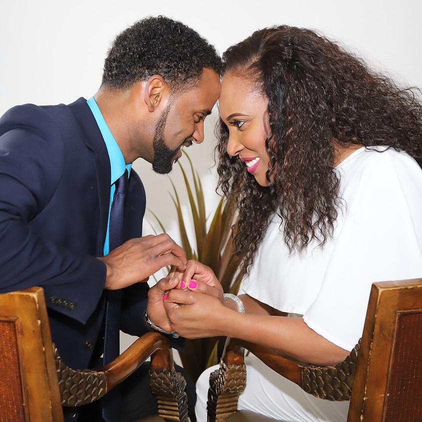 Back2TheGarden Marriage Retreat (Non MMBA Pageant Contestants)