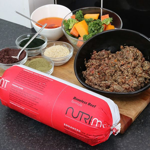 Nutriment Raw Beef