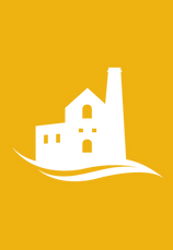 Queens Arms Logo No Text Yellow.png