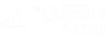 Queen's Arms White Logo.png