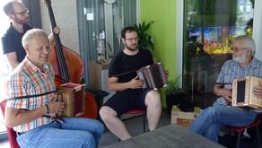 rro Beitrag vom 19.08.2019 bezüglich eidgenössischem Volksmusikfest in Crans Montana