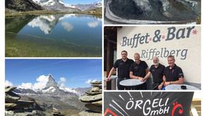 Auftritt Riffelberg Zermatt