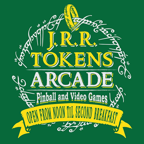 J. R. R. Tokens Arcade