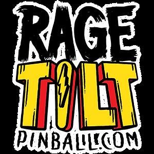Rage Tilt Pinbal Co Logo