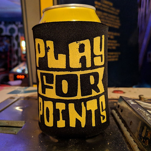 Play for Points Koozie
