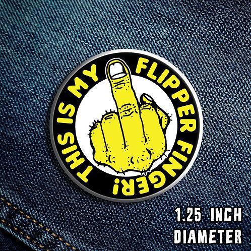 Flipper Finger Button