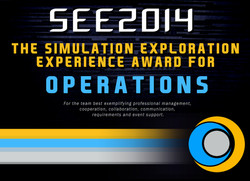 SEE 2014 Operations Award