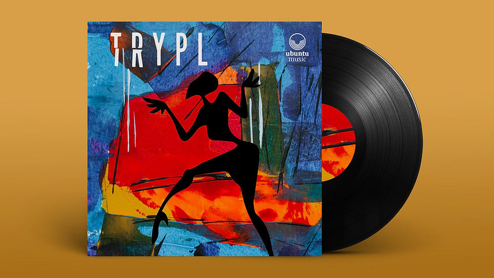 """Limited Edition Signed 12"""" Vinyl"""