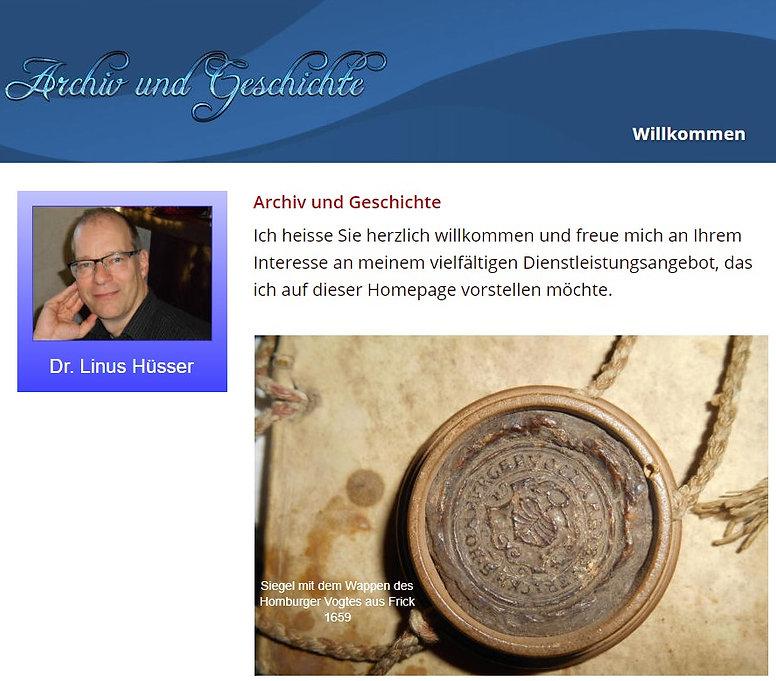 Homepage von Linus.jpg
