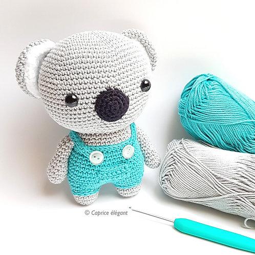 Doudou Amigurumi Koala