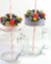 Cours Fimo caprice élégant Bussigny Suisse VD – Jarre limonade fruits rouges