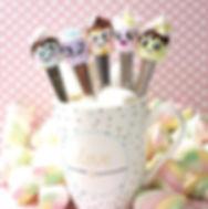 Cours Fimo Caprice élégant - Mes cuillères marshmallow