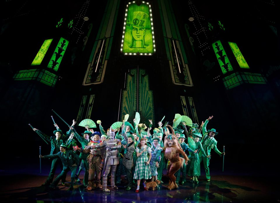 """Merry Old Land Of Oz"""