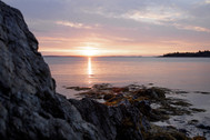 Island Sunrise ↟ North Haven, ME