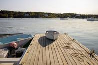 Summer Light ↟ Fox Island Thoroughfare, ME