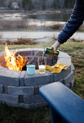 Fireside Pour