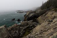 Jagged ↟ Bold Coast Trail, ME