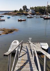Beyond the Sheepscot ↟ Cozy Harbor, ME