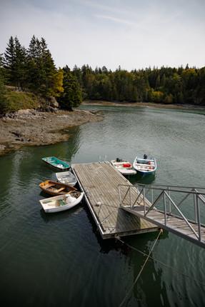 The Quiet Side ↟ Pulpit Harbor, ME