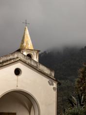 Manarola in Mist