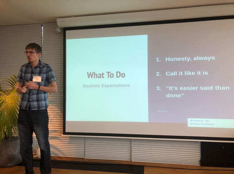 2019 Holacracy Conference in Amsterdam