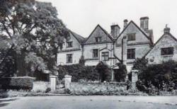 Wanborough Manor wartime 1