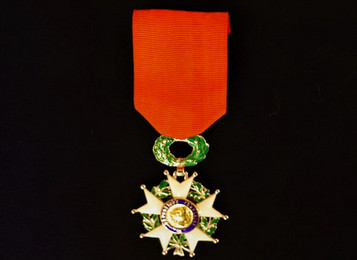 Legion d'Honneur for MI6 veteran