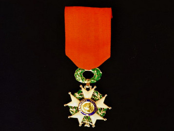 Legion d'Honneur for MI6 veteran