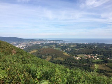 WW2 Historical Memory Freedom Trails over the Basque Pyrenees