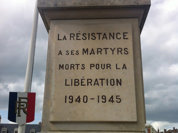 Commemorating five SOE agents in Romorantin-Lanthenay / film screening & dinner in Valençay