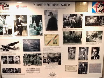 Secret WW2 contributes to the Jean Moulin exhibit at London's French Lycée