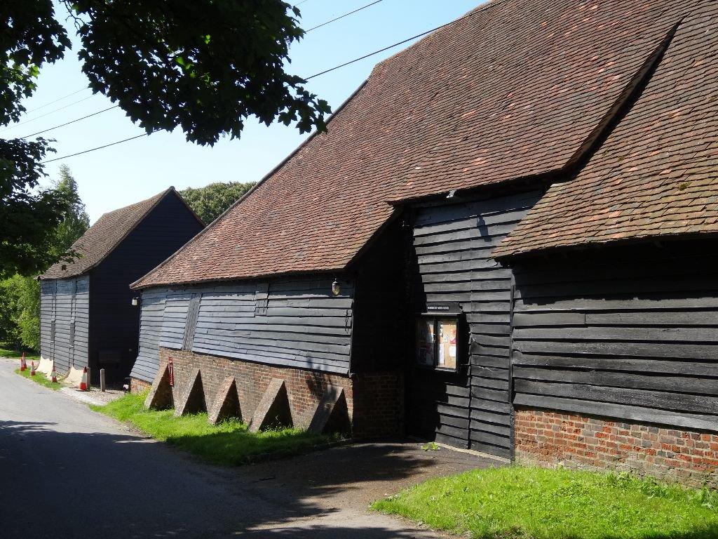Wanborough Great Barn